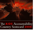 Country Scorecard AIDS Accountability 2008 (1) white outline