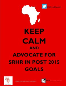 AIDS Accountability International Africa CSO Coalition Post 2015 10