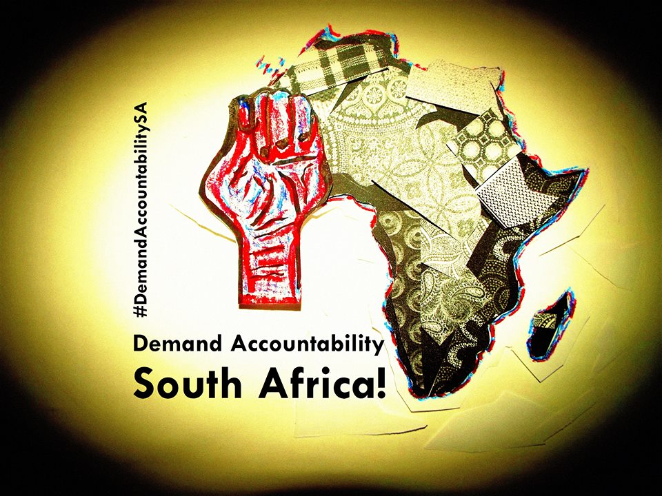 Demand Accountability Profile Image Ntsoaki