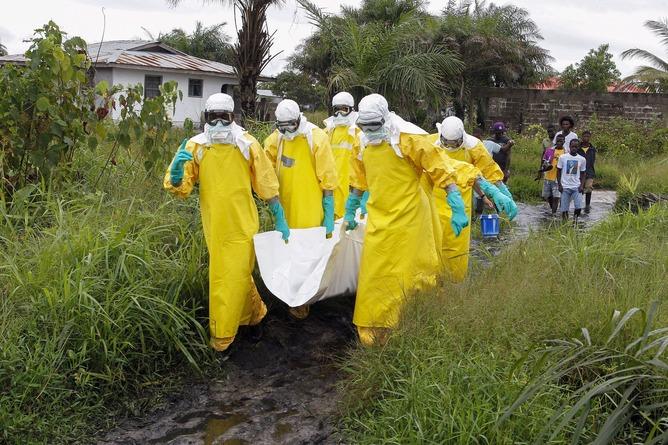 LIBERIA HEALTH EBOLA